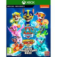 Paw Patrol: Mighty Pups Save Adventure Bay Xbox One