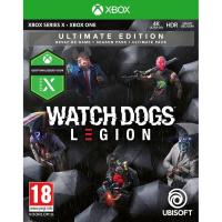 Watch Dogs: Legion Ultimate Edition PS4