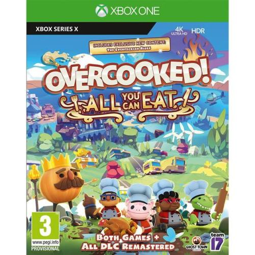 Overcooked! All You Can Eat Edition Xbox Series X