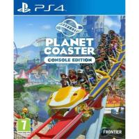 Planet Coaster Console Edition PS4