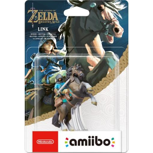 Amiibo Link (ruiter) The Legend of Zelda Collection