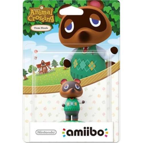 Amiibo Tom Nook Animal Crossing Collection