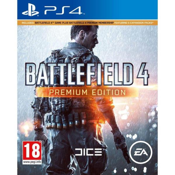 Battlefield 4 Premium Edition PS4