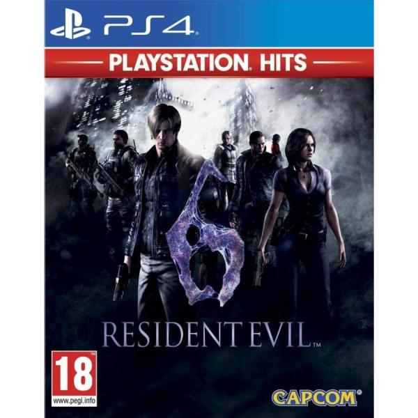 Resident Evil 6 Remastered (Playstation Hits)