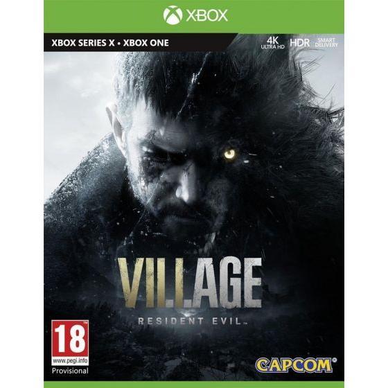 Resident Evil Village Xbox Series X