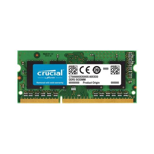 Crucial 4 GB 2.666MT/s SODIMM x8 based