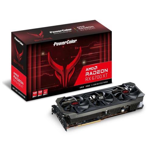 Powercolor Red Devil Radeon RX 6700XT
