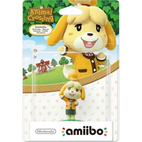 Amiibo Isabelle Animal Crossing Collection