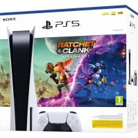 PlayStation 5 Disk Edition + Ratchet & Clank: Rift Apart