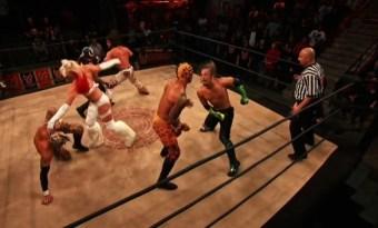 Los Royal Rumble matches ajenos a WWE