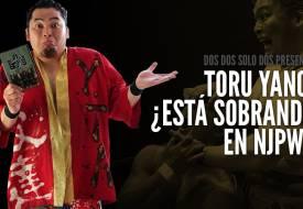 Toru Yano: ¿Está sobrando en NJPW?