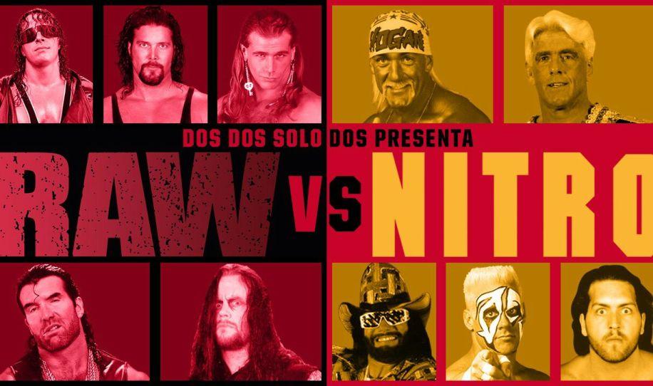 Raw vs Nitro: Días 22 y 23