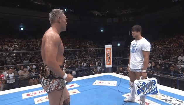 Review NJPW King of Pro Wrestling 2019