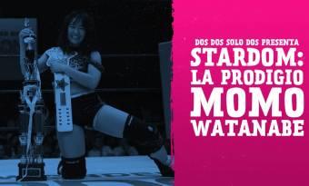 La prodigio Momo Watanabe