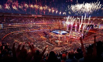 WrestleMania 36 en tiempo de coronavirus