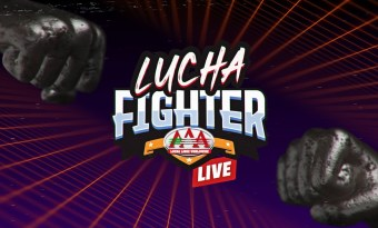 Lucha Fighter AAA Live capítulo 1 y 2