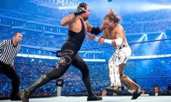 The Undertaker vs HBK y 10 combates mejores - DOS DOS SOLO DOS