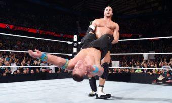 """Cesaro: """"John Cena es una de las cinco mejores superestrellas de todos los tiempos"""""""