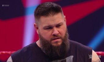 Caso contagio Covid-19: Kevin Owens decidió no participar en las grabaciones de RAW