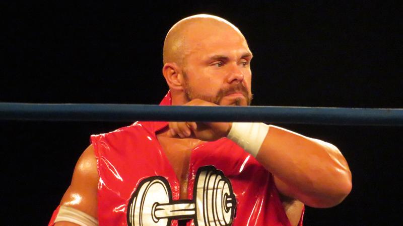 IMPACT Wrestling también se deshace de Michael Elgin