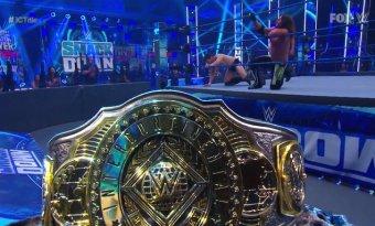 Resultados Friday Night SmackDown 12.06.20