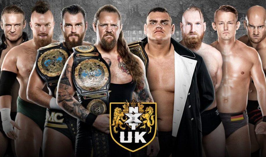 Siguen los despidos y suspensiones en NXT UK