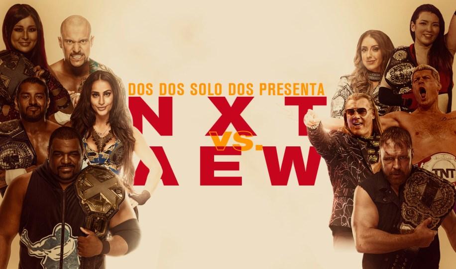 Capítulo 47: AEW Dynamite vs WWE NXT