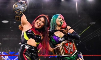 Rating: WWE NXT vuelve a ganar en espectadores a AEW Dynamite