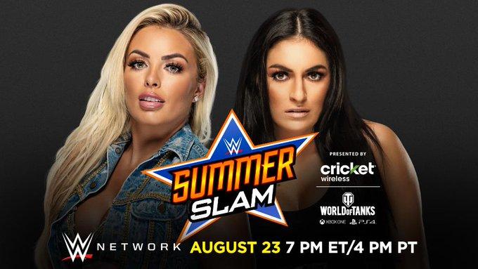 Nuevas luchas para WWE SummerSlam 2020