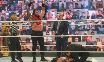 Análisis en caliente WWE Clash of Champions 2020