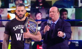 Resultados Friday Night SmackDown 11.09.2020