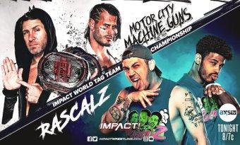 Resultados IMPACT Wrestling 08.09.2020