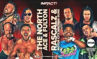 Resultados de IMPACT Wrestling 15.09.2020