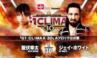 Resultados NJPW G1 Climax 30 – Día 3 23.09.2020