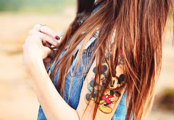 tatuagemdisney