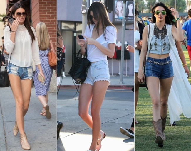 look-kendall-shortjeans
