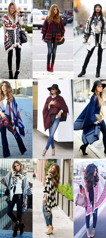 look-moda-poncho-inspiração-calça