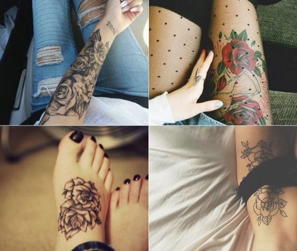 tatuagem-rosa