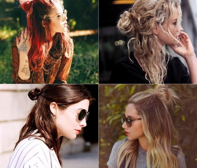cabelo-half-bun-despojado