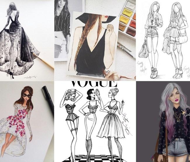ilustrações-quadro-fashion