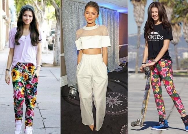 estilo-zendaya-calça-diferentes