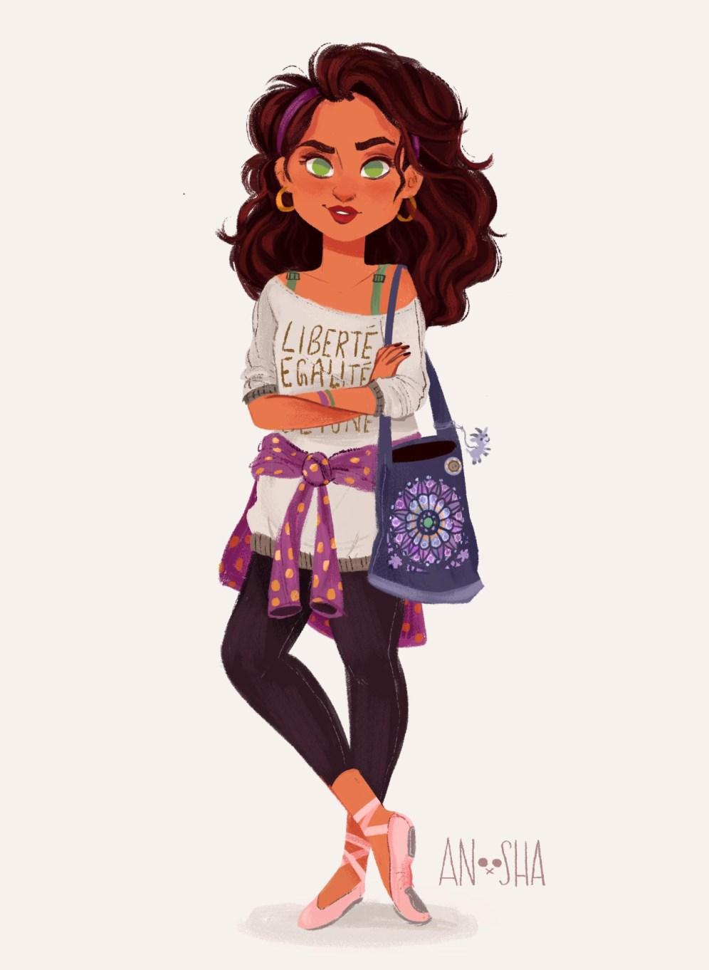 ilustração-anoosha-esmeralda