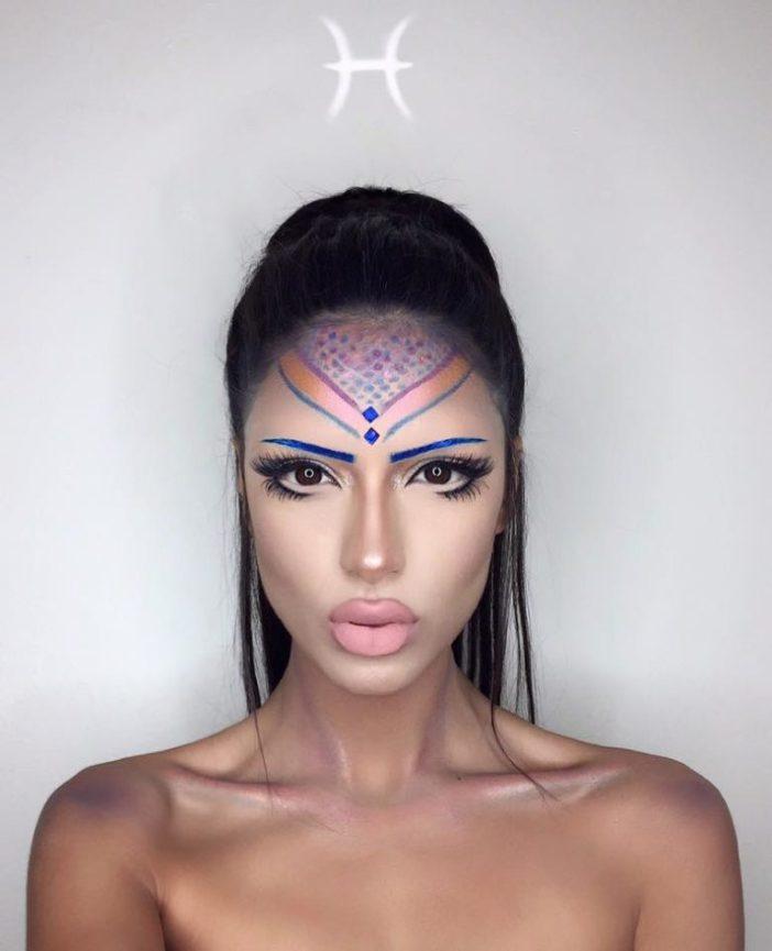 maquiagem-signo-peixes