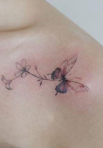 Foto: @tattooist_flower