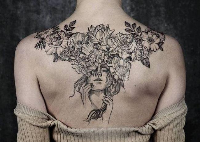 Inspiracao Tatuagens Desenhos De Mulheres Parte Ii Dose De Ilusao
