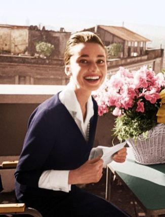 Frase da Audrey Hepburn