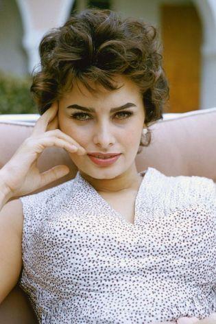 Frase da Sophia Loren