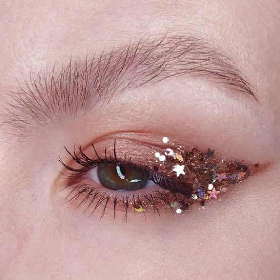 Maquiagens de natal e ano novo