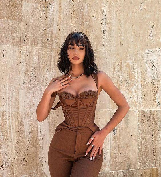 top de corset
