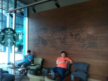 Coffe Belt Wall